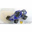 Primebull Recoil Type Engine Terra 200 Single Seater, Model Name/number: T200
