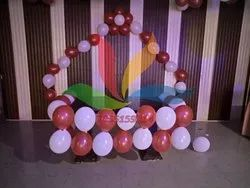 Balloon Decoration Service For Birthday Party