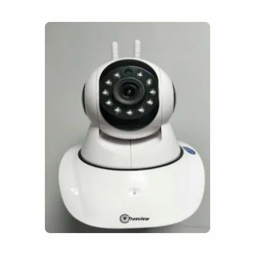 Trueview Digital Camera Robot 1 MP Wifi Camera, for Indoor Use, 15 to 20 m