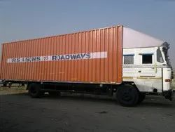 Close Body Container Service, Pune