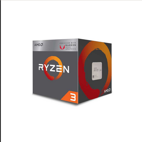 AMD Processor Ryzen 3 2200G - View Specifications & Details