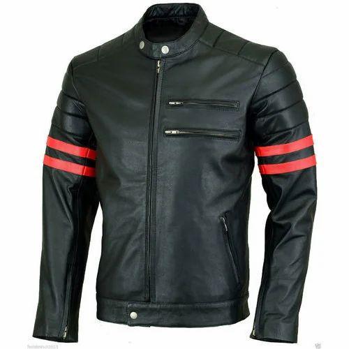 db6e7a10234632 Black Boys Leather Jacket, Rs 3500 /piece, New Fashion Style | ID ...