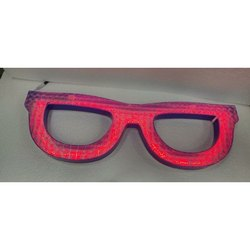 Acrylic Optical LED Display Frame