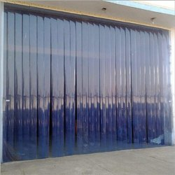 Plastic Air Curtains