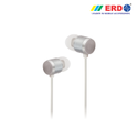 Hf-10 Silver Earphone