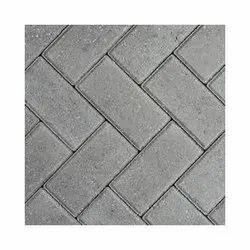 Grey Cement Brick Paver, For Landscaping