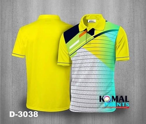 28b7d694 Cricket Digital Print T-Shirt, MOON SPORTS क्रिकेट ...