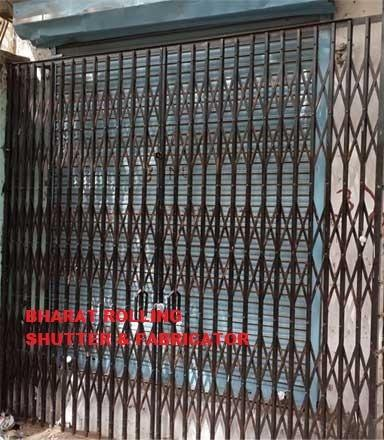 Ms Channel Gate Channel Gate Collapsible Door