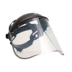 Safety Helmet and Face Shield