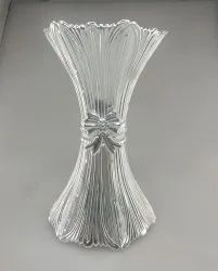 Classic Silver Flower Vase Small Big