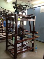 Wooden Handloom Machine, For Industrial
