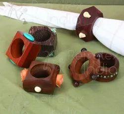 Wooden Napkin Ring