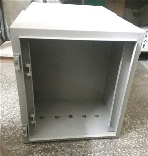Manufacturer of Panel Box & Mobile Plant Panel Box by