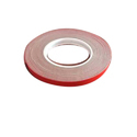Double Sided Red Adhesive Tape