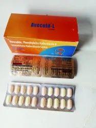 Nimesulide BP Phenylephrine Hydrochloride IP Levocetirizine Hydrochloride IP
