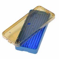 Plastic Sterilization Trays