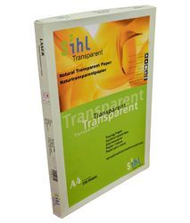 Sihl Transparent Tracing Paper