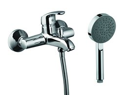 Silver Stainless Steel Jaquar Bathroom Fittings