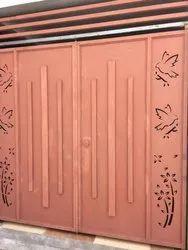 Iron Main Door