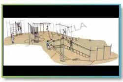 SNS 805 Children Fitness Equipment