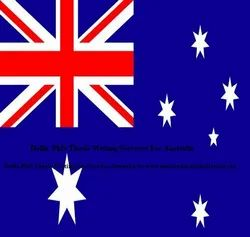 Australia Thesis Writing Services