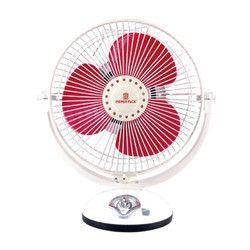 60 W Plastic Electric Table Fan, 300 mm