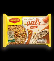 Maggi Nutri-Licious Oats Masala Noodles