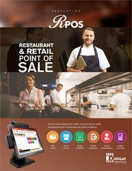 DIPL Restaurant Point of Sale Software, For Erp