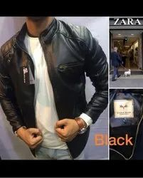 Men Black Leather Jackets