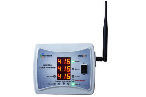 Pumpset Remote Controller Gsm Powered