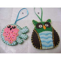 Animal Shaped HH Christmas Toys Hanging Decorations