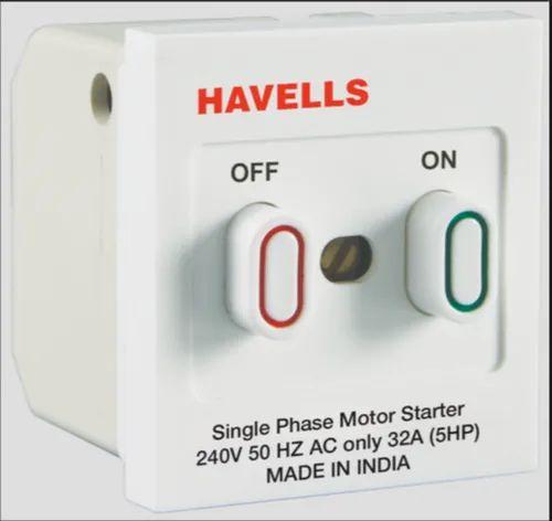 Single Phase Motor Starters - Motor Starter Switches Single Phase