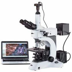 Metallurgical Lab Microscope