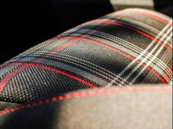 Acrylic Blended Check Shirt Fabrics