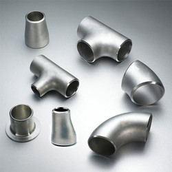 Stainless Steel Alloy Fittings