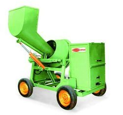 Hydraulic Hopper Type Concrete Mixer