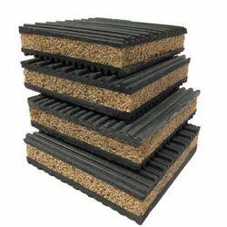 Rubber Cork Anti-Vibration Pad