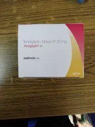 TENELIGLIPTIN 20, For Hospital, Packaging Size: 10'S
