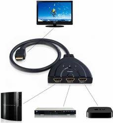 ROQ 1X3 HDMI Splitter