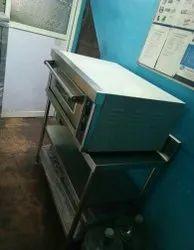 Single Door Commercial Pizza Oven