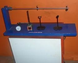 Transverse Vibration Setup, For Laboratory