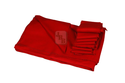 JBB Red Pool Table Cloth