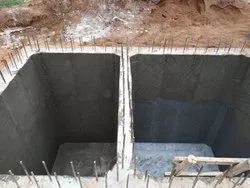 Cementitious Waterproof Coating Service