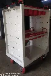Vmc /HMC /CNC Tool Holder Trolley