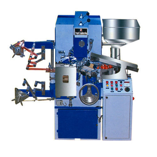 Automatic Chocolate Making Machine Double Side Twist Candy