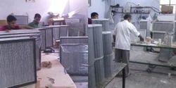 Micro Fiber Glass Paper HEPA Filter