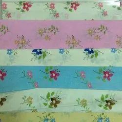 Multicolor Cotton Floral Printed Tea Towel, 450-550 GSM, Rectangle