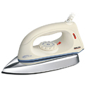 Inalsa Gemini 1000-Watt Electric Dry Iron (White/Blue)