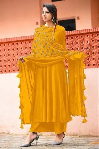 7d2fe26feb Rayon Designer Heavy Salwar Suit, Rs 1999 /piece, Fab Zone | ID ...