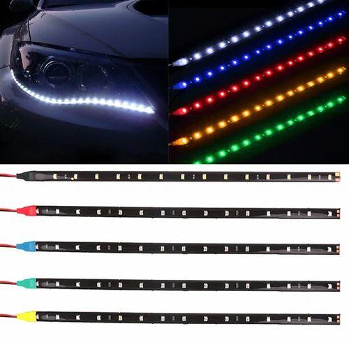 auto led strip lights